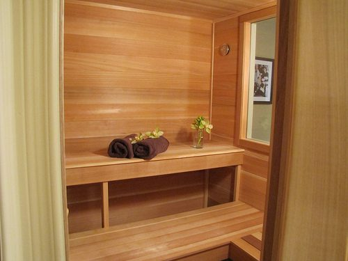 Health Benefits Sauna