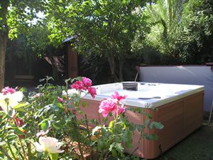 Where to Put Your Hot Tub