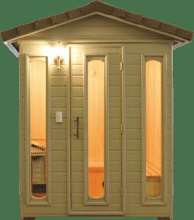 Saunas Showroom