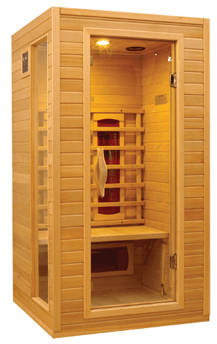 how to install a sauna. Black Bedroom Furniture Sets. Home Design Ideas