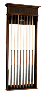 Brunswick Ashbee-Sorrento Wall Rack - Billiard Supplies