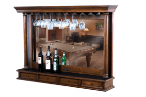 Brunswick Centennial Back Bar - Billiard Supplies