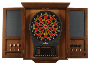 Brunswick Dartboard Cabinet - Billiard Supplies