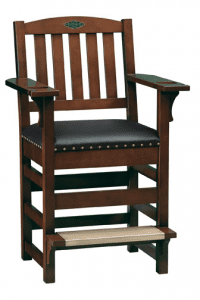 Brunswick Player's Chair - Billiard Supplies