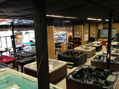 Spas and Hot Tubs Black Pine Spas