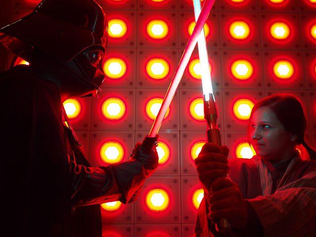 game room decor sci fi nerd
