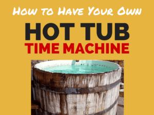 tub time machine energy drink