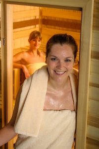 Sauna Exercises Burn Calories Lose Weight Spa Health Benefits